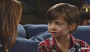 Connor pleads to see Adam Young and Restless