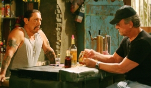 Danny Trejo, Eric Braeden Young and Restless