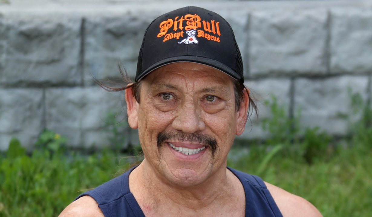 Danny Trejo rescue Young and Restless