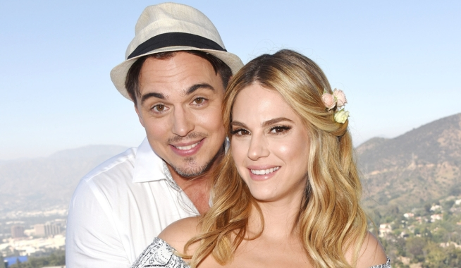 Darin Brooks and Kelly Kruger Brooks Bold and Beautiful