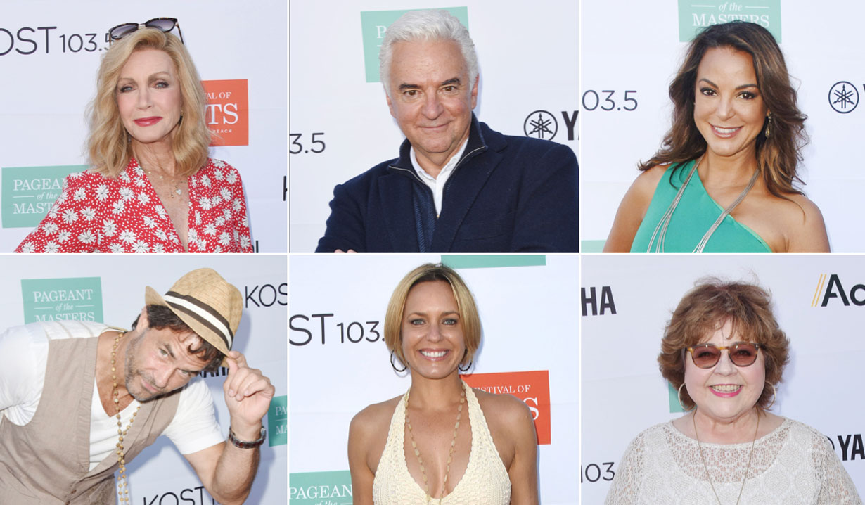 Soap Stars at Festival of the Arts