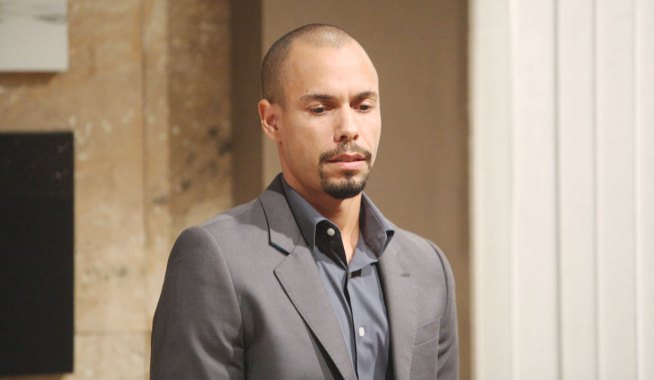 Devon gets news on Young and the Restless
