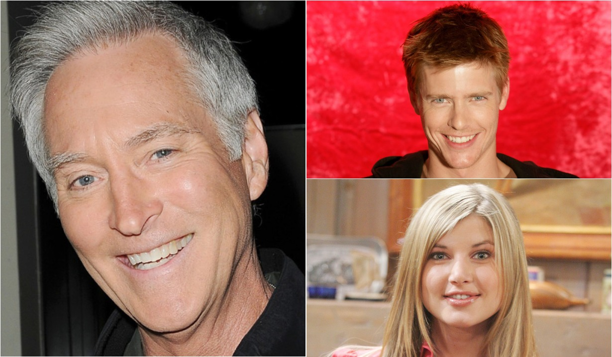 Days of our lives drake Hogestyn celebrates son ben's marriage to passions alum