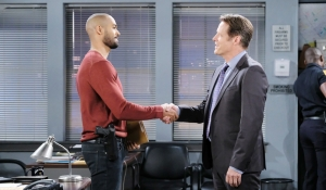 Eli accepts Jack's offer Days of our Lives