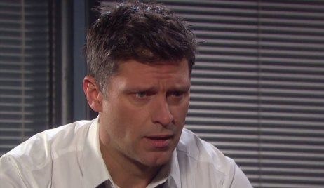 Eric is stunned on General Hospital