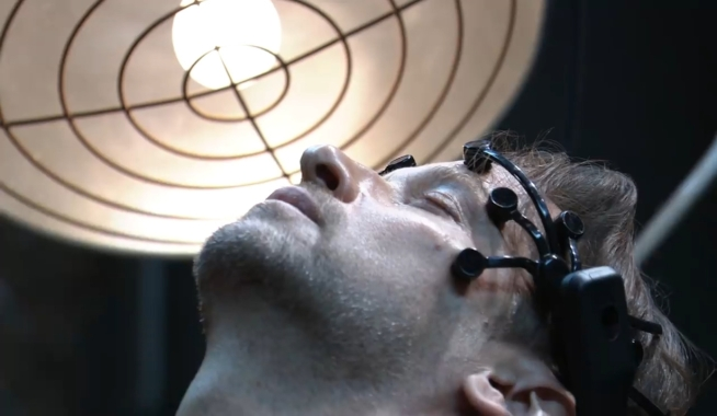 Franco undergoes the procedure General Hospital
