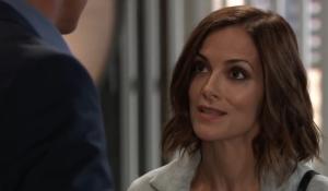 Hayden and Jax plot to use Sasha's illness General Hospital