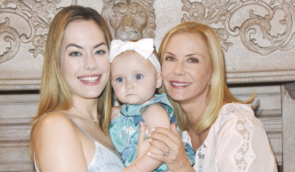 Hope, Beth, Brooke Bold and Beautiful
