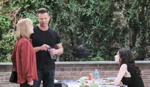Jason Sam and Monica on General Hospital