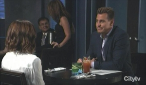 Jax encourages Hayden to forget Finn General Hospital