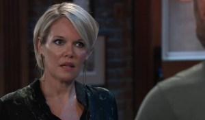 Julian tells Ava he's leaving General Hospital