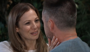 Kim asks Julian to marry her General Hospital