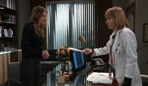 Kim resigns to Monica General Hospital
