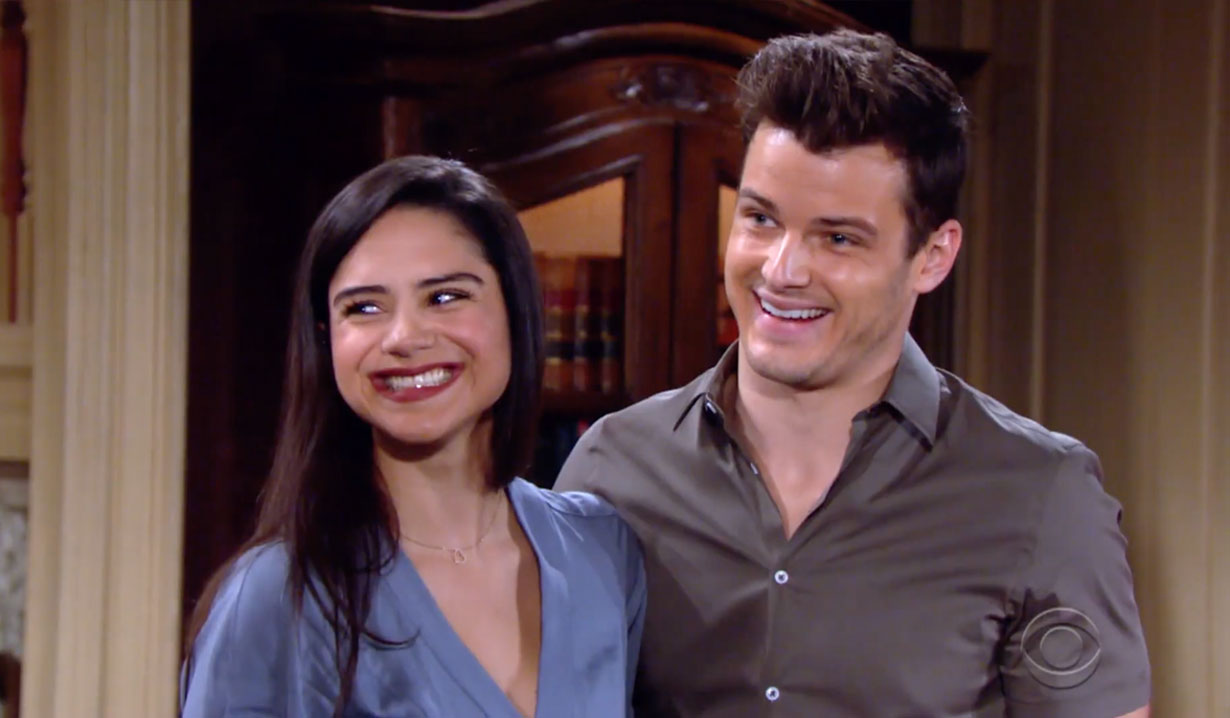 Kyle and Lola wedding week on Young and the Restless