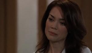 Liz confides in Epiphany General Hospital