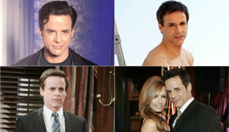 Michael Baldwin collage Young and Restless