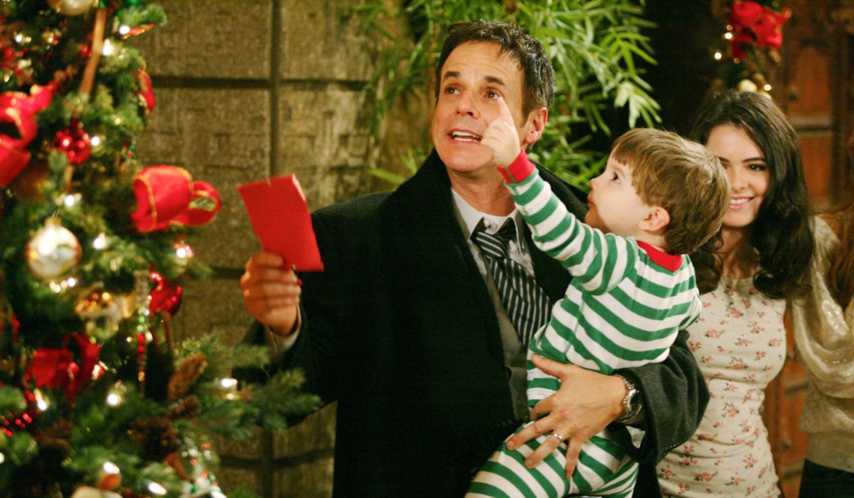 Christmas with Michael Baldwin