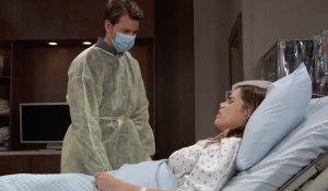 Sasha is sick on General Hospital