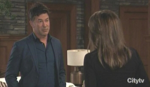 Neil quits as Alexis' therapist General Hospital