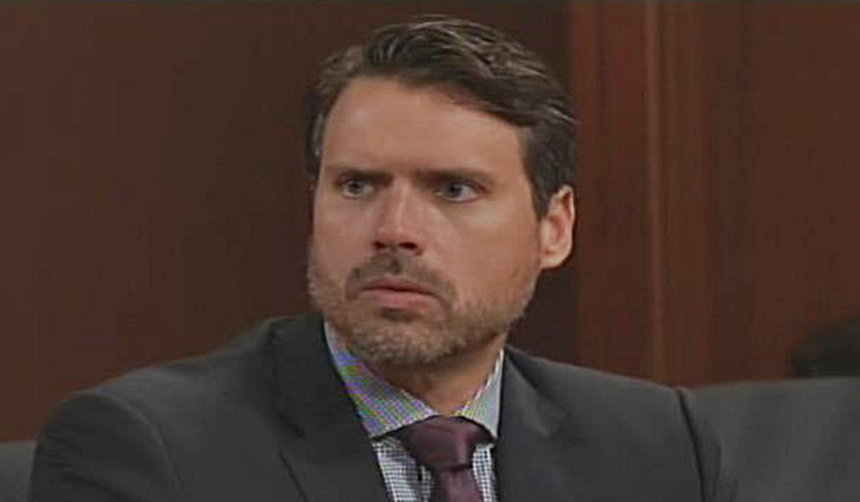 Nick appeals to the judge Young and Restless