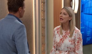 Nina calls Jax a liar on General Hospital