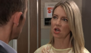Nina tells Valentin her suspicions about Cassandra General Hospital