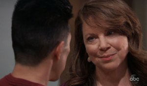 Obrecht confronts Brad General Hospital