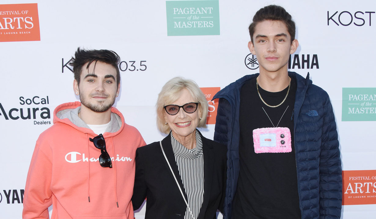 Photos: Soap Opera Stars Attended 2019 Festival of Arts and Pageant of Masters