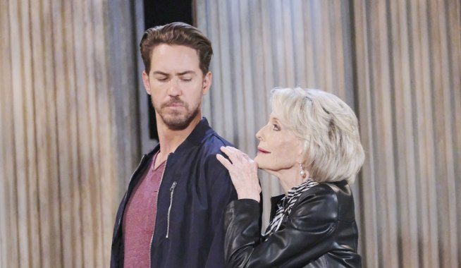 Helena and Peter on General Hospital