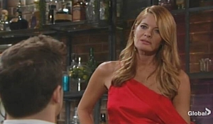 Phyllis faces down Kyle Young and Restless