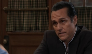 Sonny gives Michael advice General Hospital