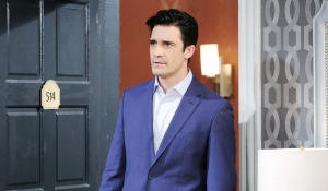 Ted in a doorway on Days of our Lives