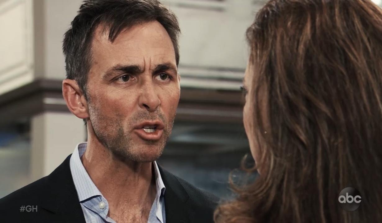 Valentin tells Obrecht Nina will be inconsolable General Hospital