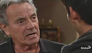 Victor and Adam clash Young and Restless