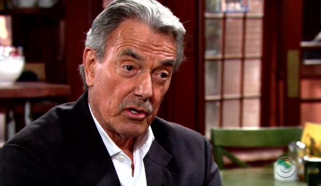 Victor warns Abby about Phyllis Young and Restless