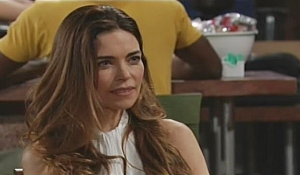 Victoria is taken aback by Kevin Young and Restless
