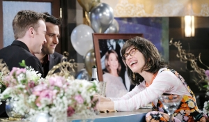 Will, Sonny and Susan Days of our Lives