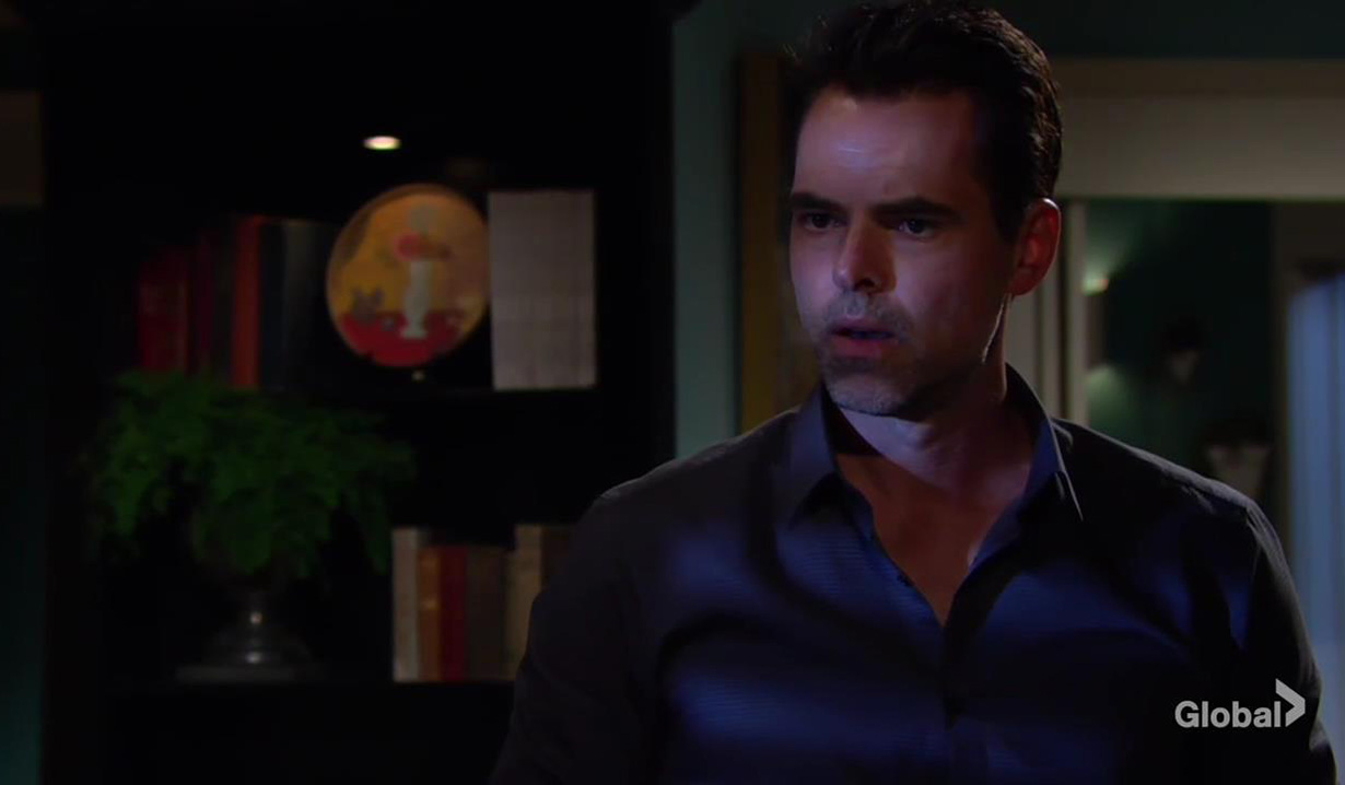 Billy goes home The Young and the Restless