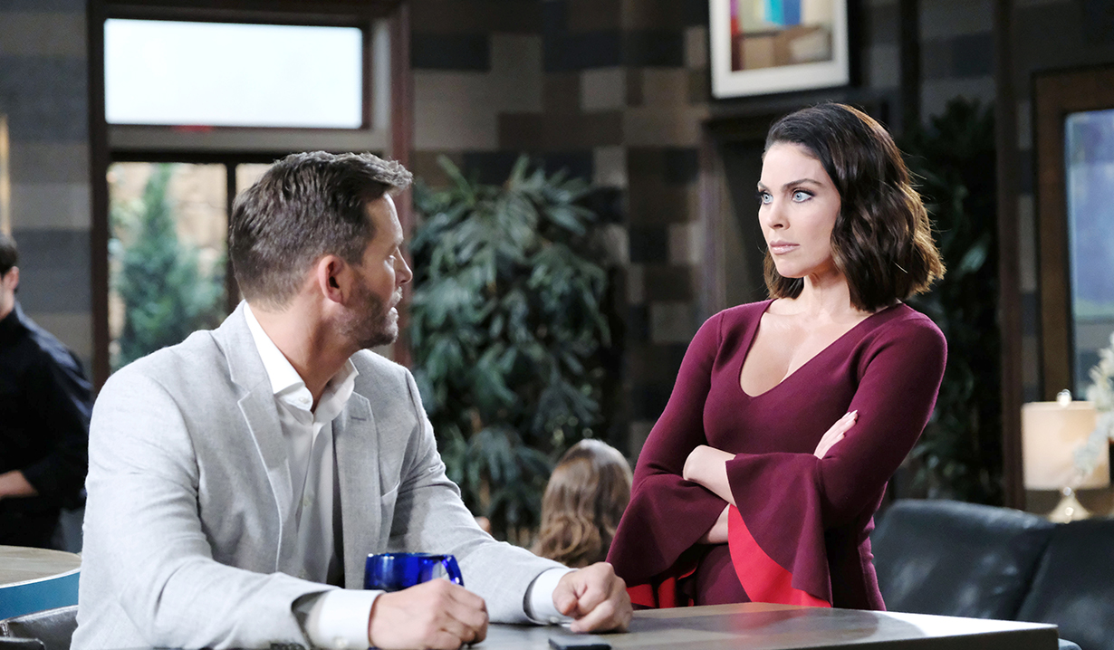 brady and chloe at work days of our lives