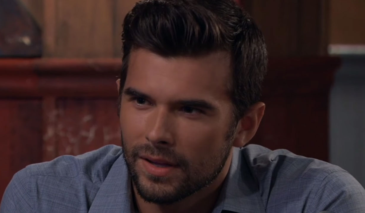 chase barges in on private meeting on general hospital