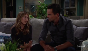 Chloe urges Billy to get therapy The Young and the Restless