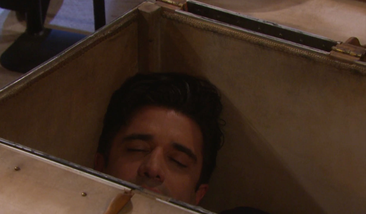 Ted is dead on Days of our Lives