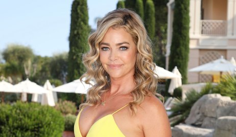 bold and beautiful denise richards health scare