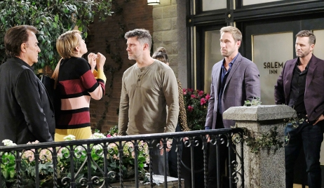 fake nicole goes crazy days of our lives