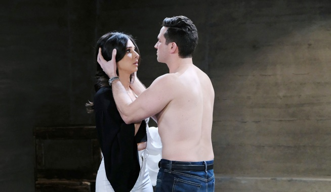 gabi and stefan share feelings days of our lives