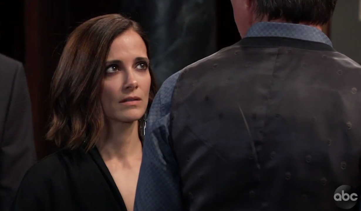 Hayden can't stop thinking about Finn on General Hospital