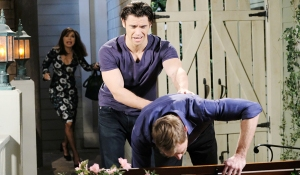 rex and xander drunk days of our lives