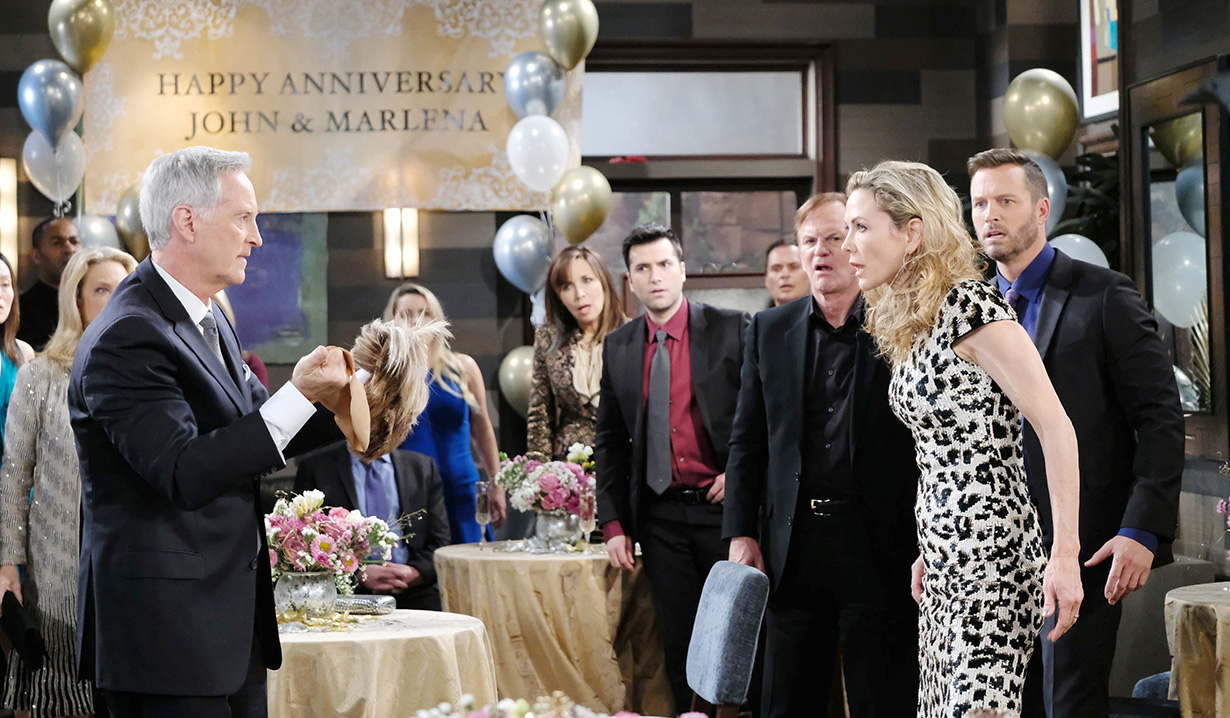 Photos: John and Marlena's 30th Anniversary Party Days of our Lives