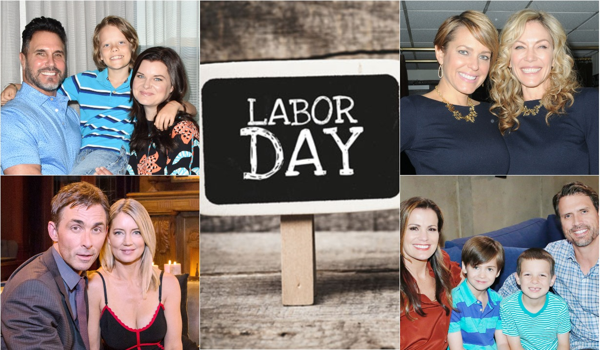 Soaps Labor Day programming alerts