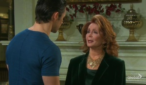 maggie learns holly alive days of our lives